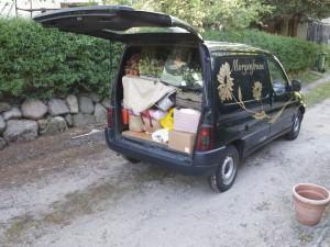 Morgenfruens bil
